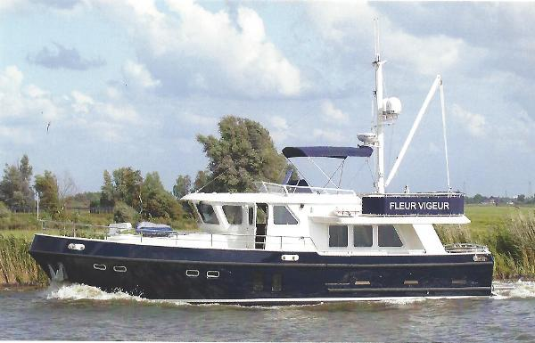 Privateer Trawler 50 Privateer Trawler 50