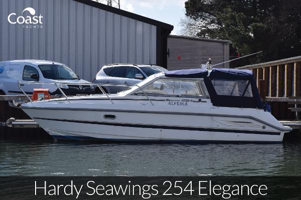 Hardy Seawings 254 Elegance Hardy Seawings 254 Elegance