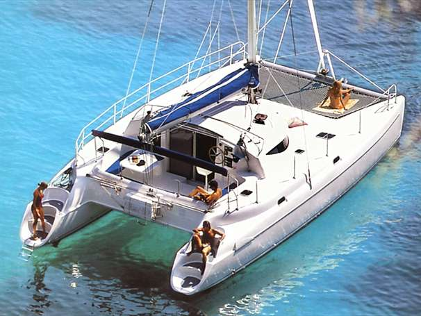 Fountaine Pajot Athena 38 Manufacturer Provided Image: Photo: G. Martin-Raget / Y. Ronzier.