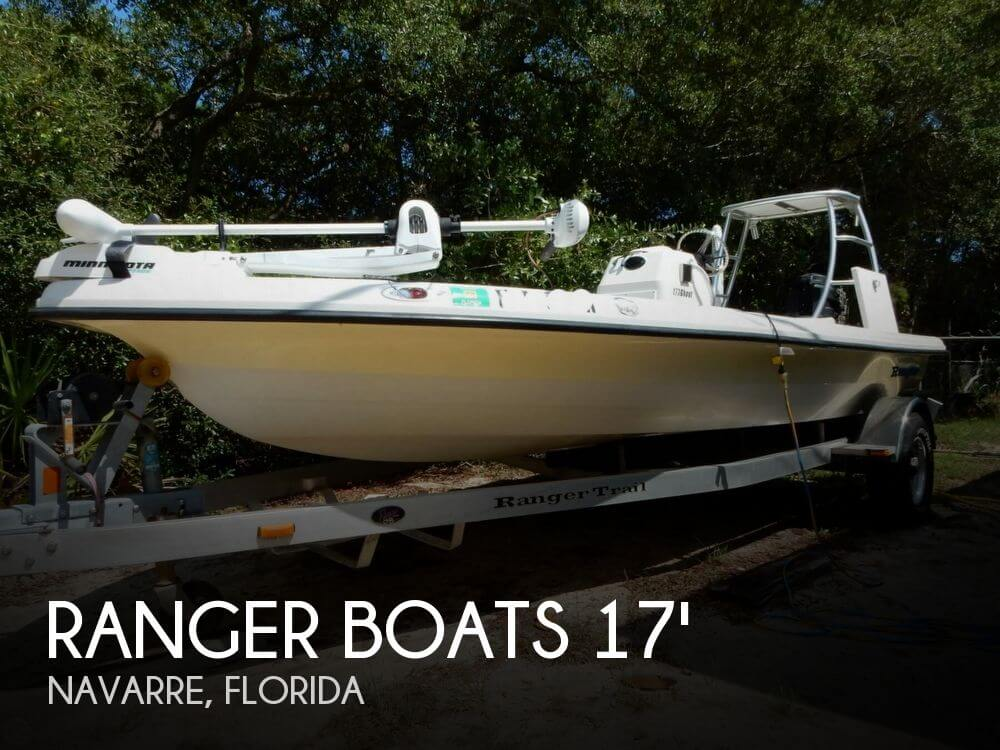 RANGER BOATS 173 Ghost Flats Boat 2008 Ranger Boats 173 Ghost Flats Boat for sale in Navarre, FL