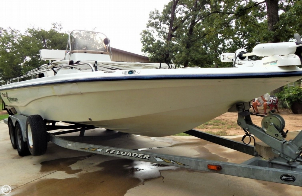 Fish Master Travis Edition 22 2003 Fish Master 22 for sale in Mount Vernon, TX