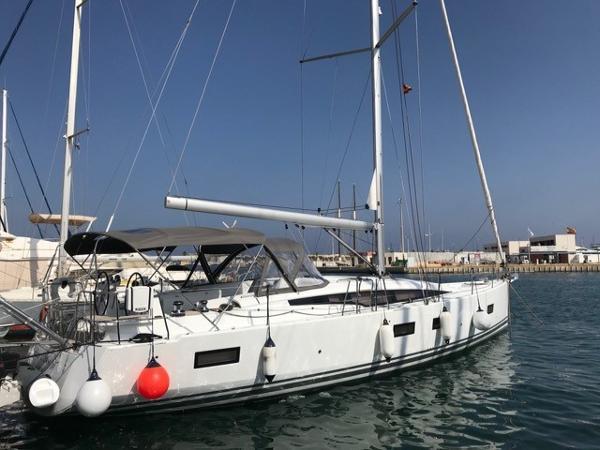 Jeanneau 54 Yacht