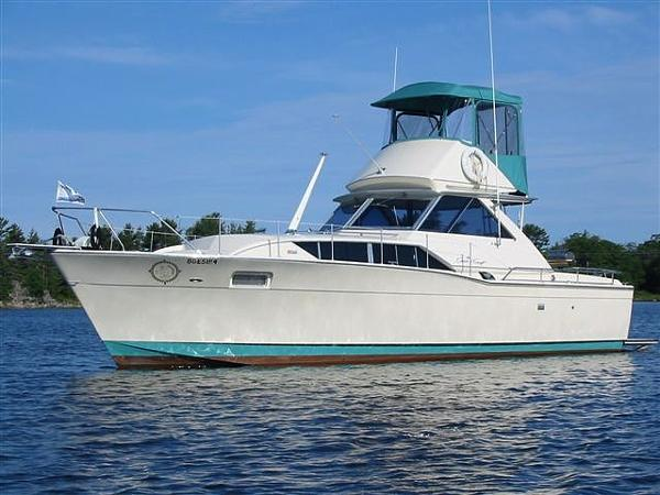 Chris-Craft Commander 35