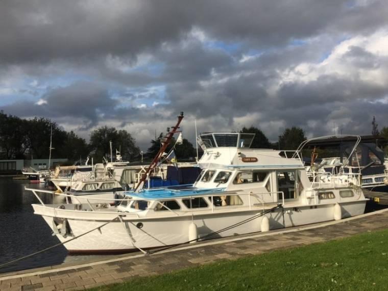 IJsselmeer Kruiser 11.20 Flybridge