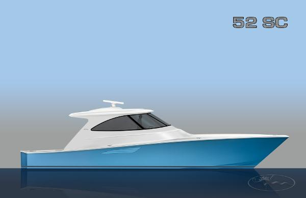 Viking Yachts 52 Open Sport Coupe