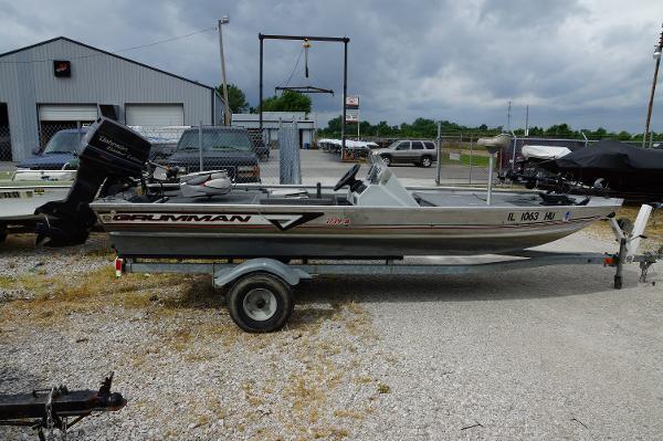 Grumman Boats History 1995 Grumman Bass Boat