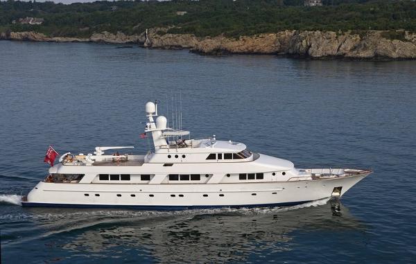 NQEA Motor Yacht