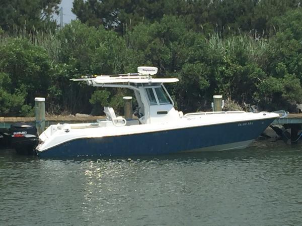 Everglades Boats 260 Cc