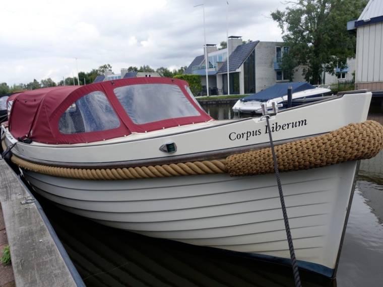 Interboat Interboat 25 semi cabin