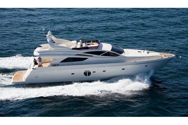 Rodman Muse 74 Manufacturer Provided Image: Cruising