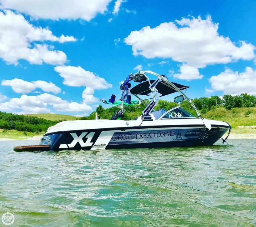 Mastercraft X1 Wakeboard Edition 2007 Mastercraft 21 for sale in Manhattan, KS