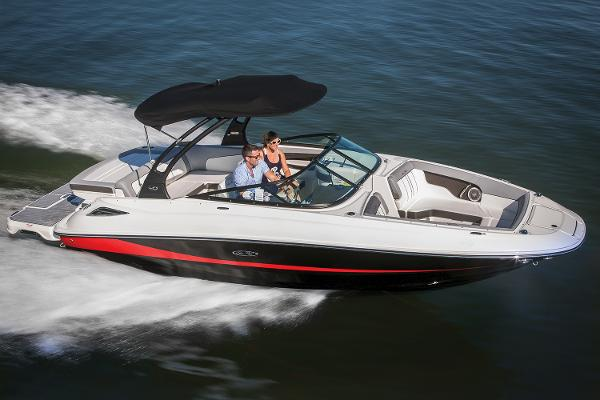 Sea Ray SDX 240 Manufacturer Provided Image