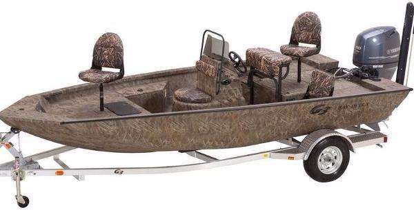 G3 Boats Bay 18 DLX Camo