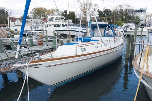 Gulfstar 50 MkII Profile