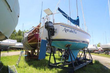 Tattoo 26: A Sailboat You Can Trailer - boats com