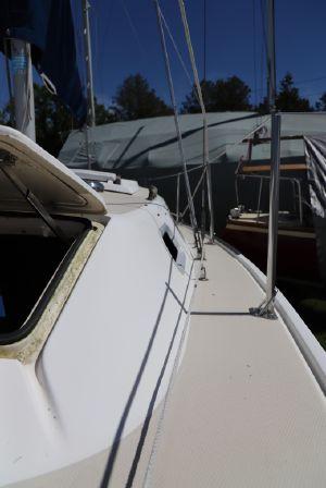 1985 Catalina 25, Lake Champlain New York - boats com