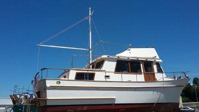 North Sea Boats 35 Trawler