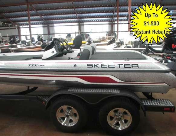Skeeter TZX 195