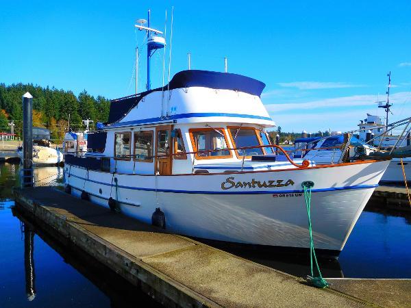 C & L Double Cabin Trawler