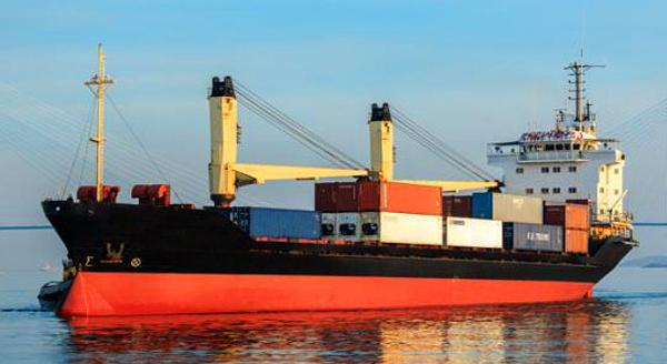 Custom Geared General Cargo Vessel