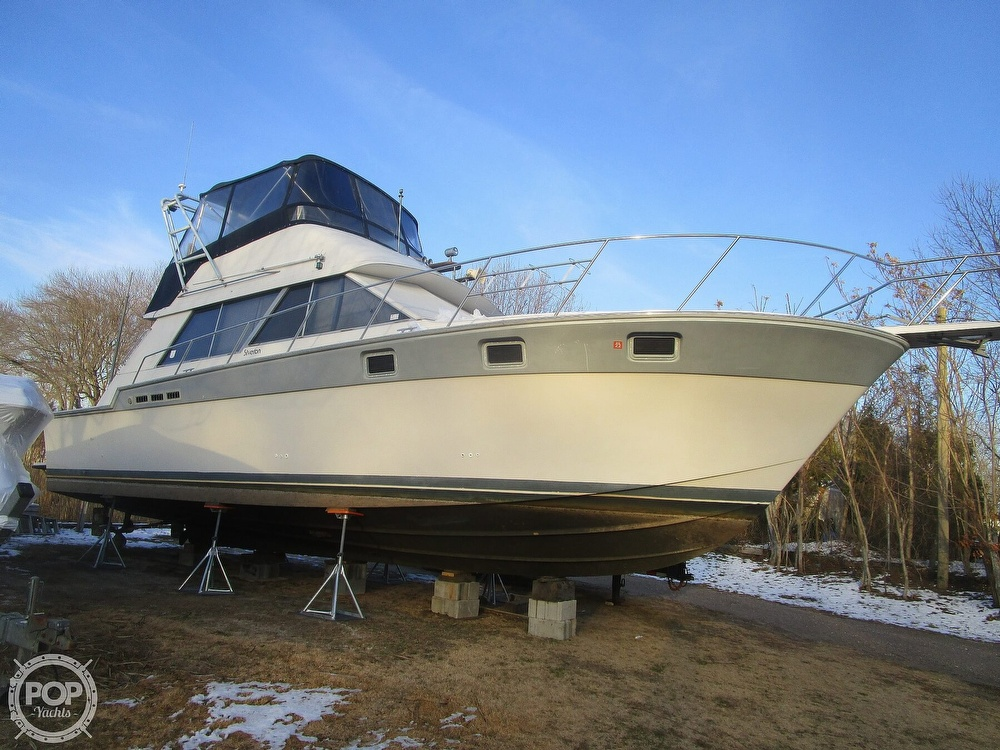 Silverton 40 Convertible 1987 Silverton 40 Sport fisherman for sale in Flanders, NY