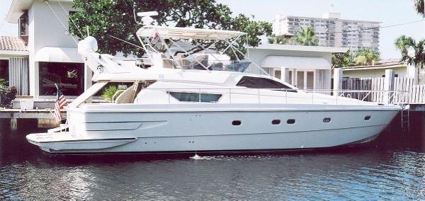 Ferretti Yachts 55