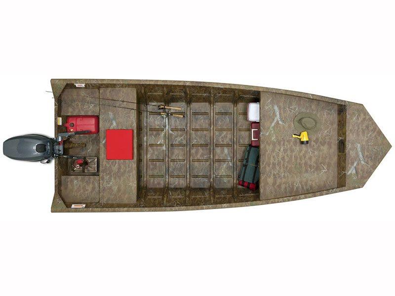 G3 Boats 1548 VBW Jon