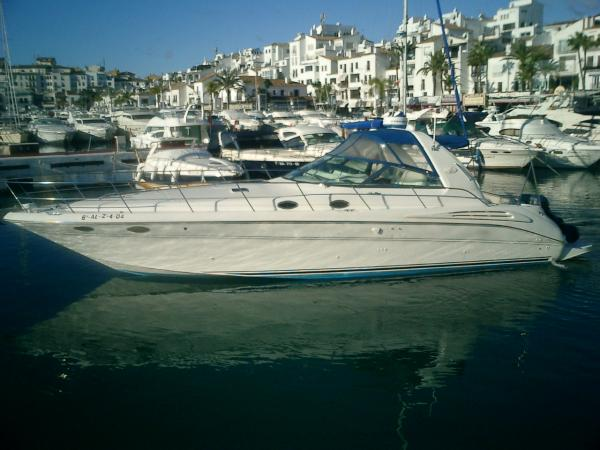 Sea Ray 400 Sundancer Sea Ray 400 Sundancer