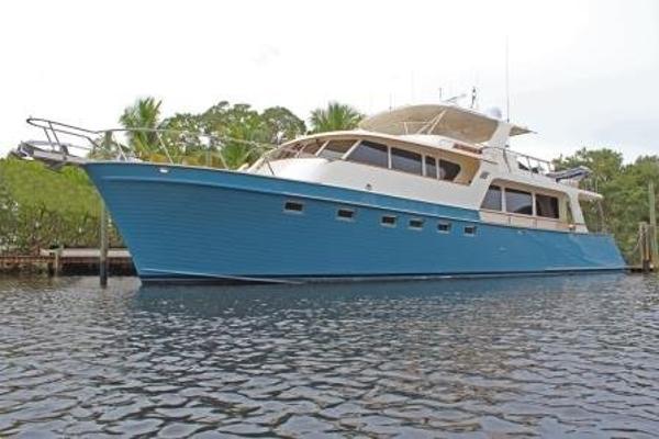 Marlow 70E Casamar Profile