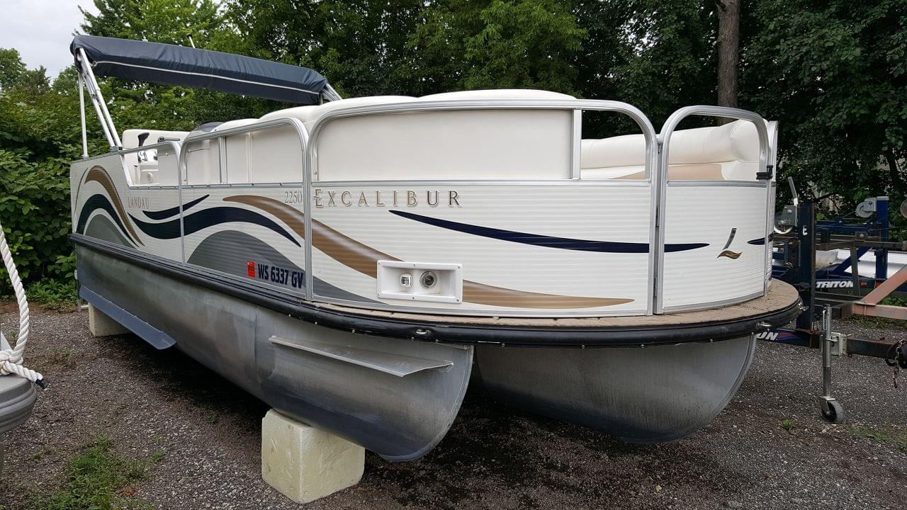 Landau Boat Co 2250 Excalibur