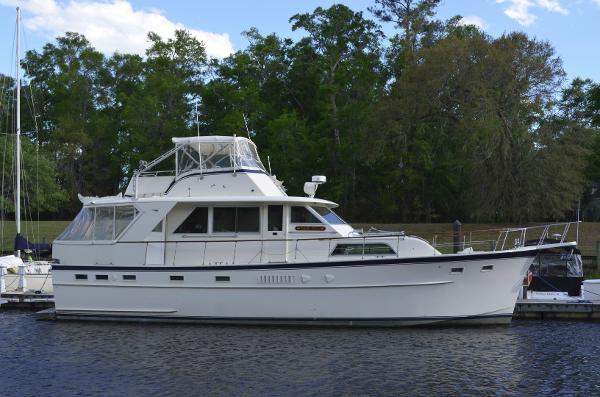 Hatteras 50 Motoryacht