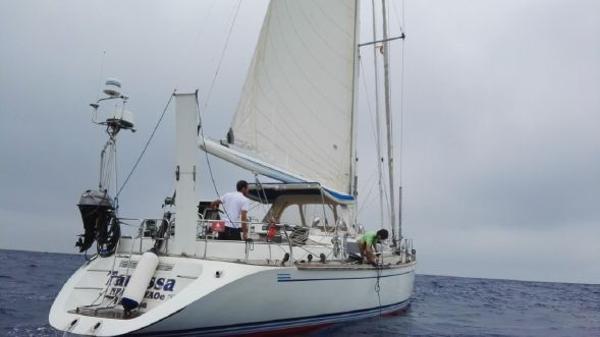 Baltic 64 (lifting keel) Tanassa sailing