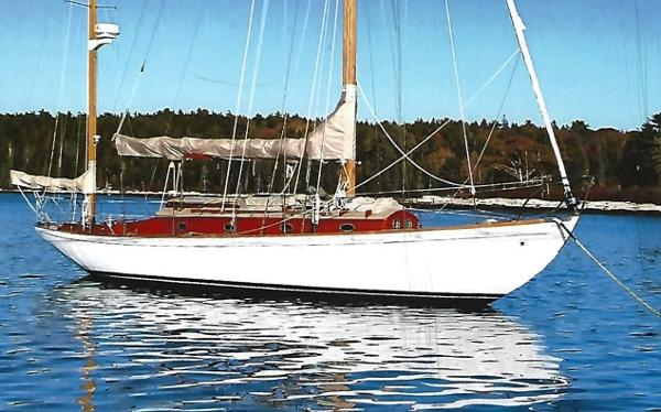 Concordia Yawl #39