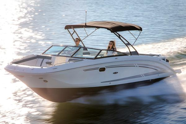 Sea Ray SDX 290 Manufacturer Provided Image