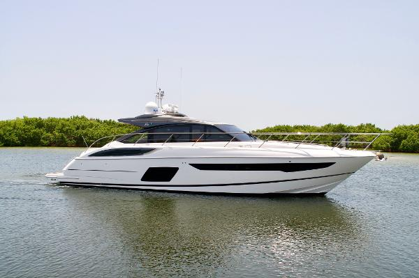 Princess V58 Main Profile