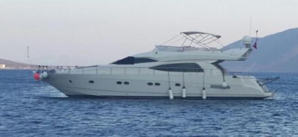 Ferretti Yachts Mochi Craft