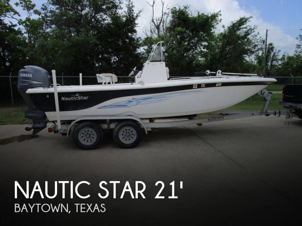 Nautic Star 210 Coastal Series 2012 Nautic Star 210 Coastal Series for sale in Baytown, TX