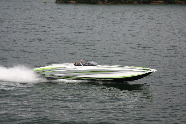 MTI Marine Technology Inc 38 Pleasure
