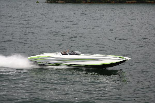 MTI Marine Technology Inc 38 Pleasure