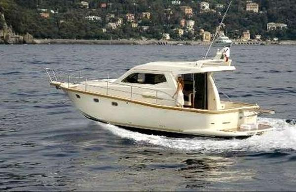 Portofino 37 Hard Top