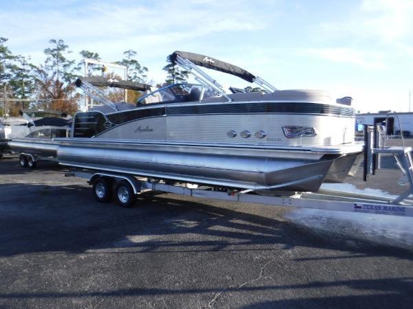 Avalon Catalina Platinum Elite Windshield 25'