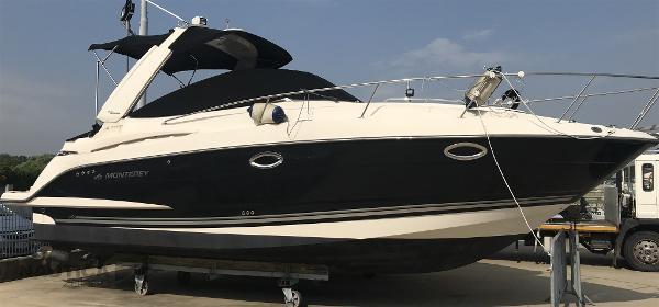 Monterey 315 SCR Sport Cruiser IMG_7899