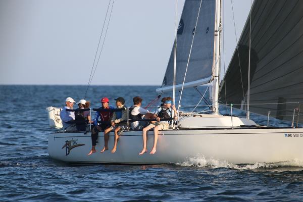 J Boats J/35 Starboard Tack
