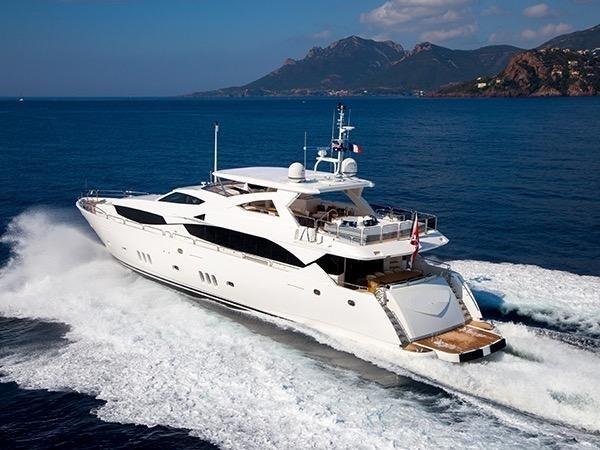 Sunseeker 34M Yacht