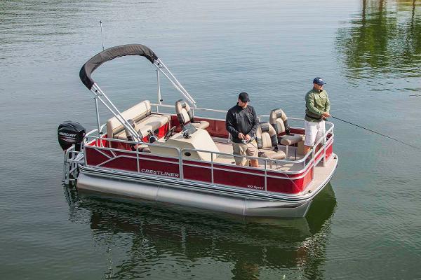 Crestliner 160 Sprint Fish & Cruise