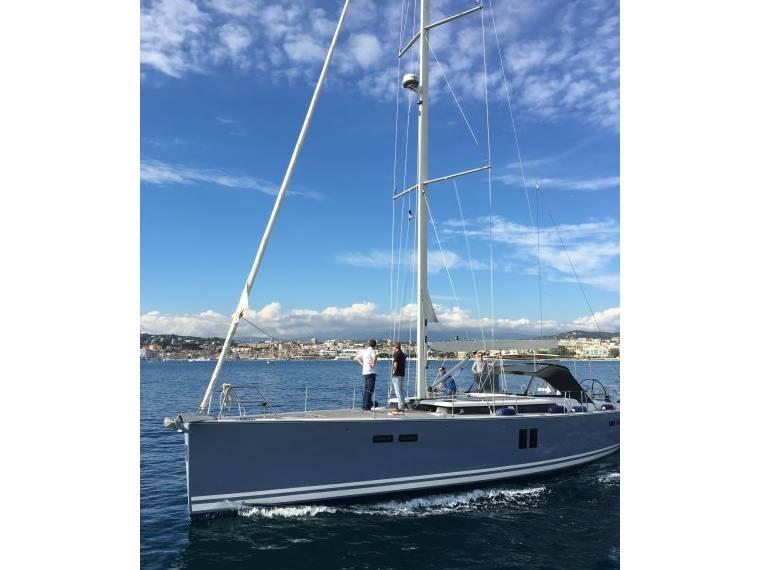 Hanse Hanse Yachts Hanse 545