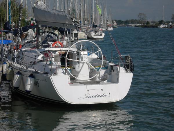 Hanse Yachts AG 370e