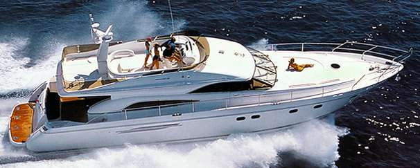 Marine Projects Princess 65 Manufacturer Provided Image