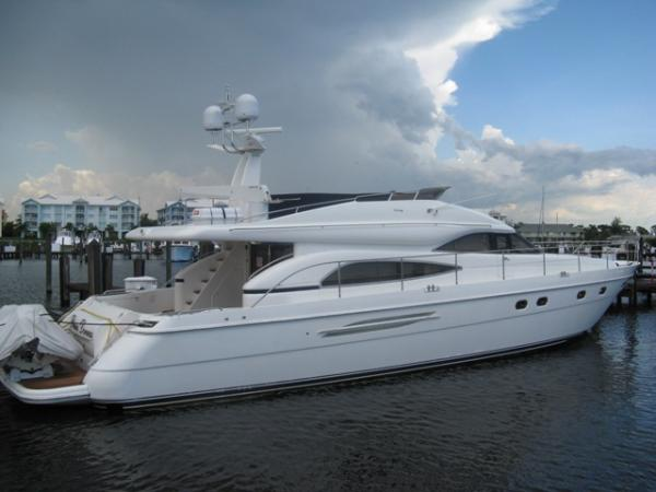 Viking 65 Sports Cruiser Main