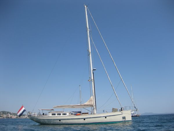 59ft Bloemsma Pilot Cutter Lisa